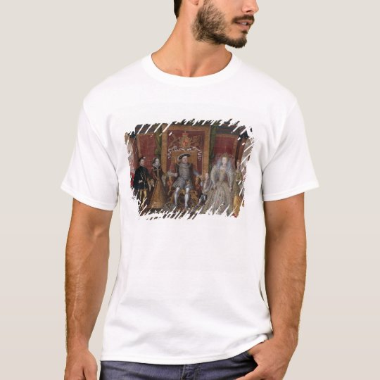 An Allegory of the Tudor Succession: The Family of T-Shirt