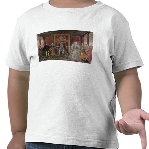 An Allegory of the Tudor Succession: The Family of Tee Shirt
