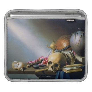An Allegory of the Vanities of Human Life Sleeve For iPads