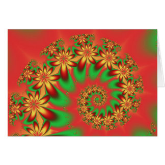 An Aloha Christmas Card