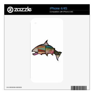 AN AMAZING SIGHT DECAL FOR THE iPhone 4