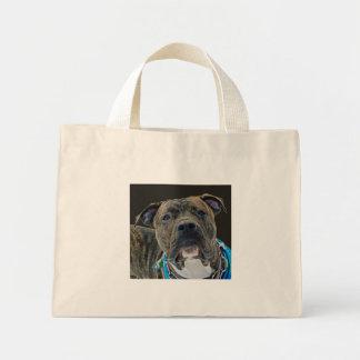 An American Bulldog Bag