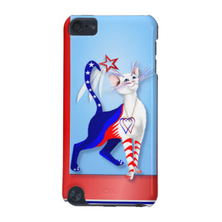 An American Cat iPod touch case