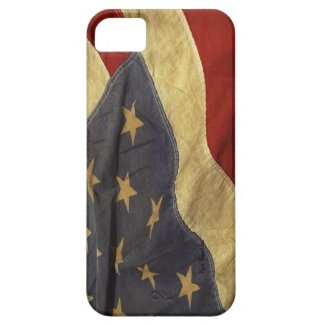 An American Flag Personal iPhone 5 Case