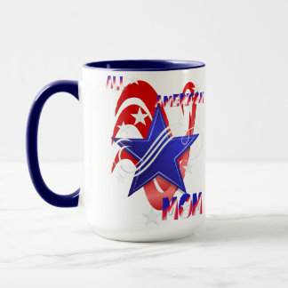 An American Mom Mugs