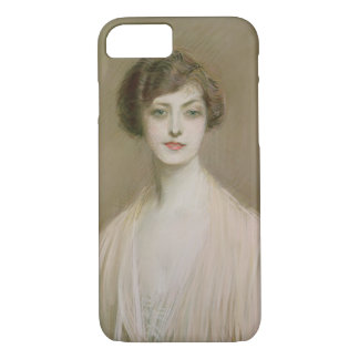 An American (pastel on canvas) iPhone 7 Case