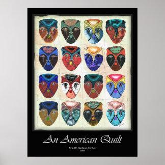 An American Quilt - Original Art - 1 Posters