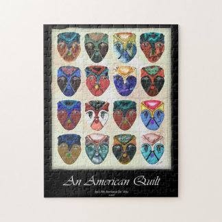 An American Quilt - Puzzle