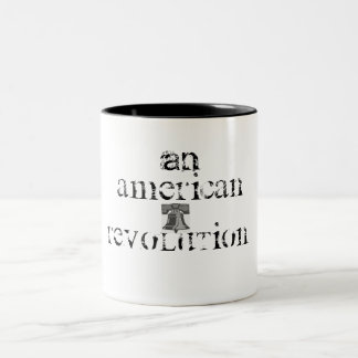 an american revolution mug