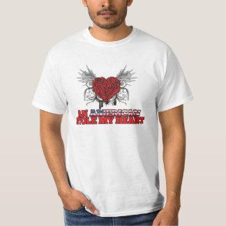 An American Stole my Heart T-Shirt