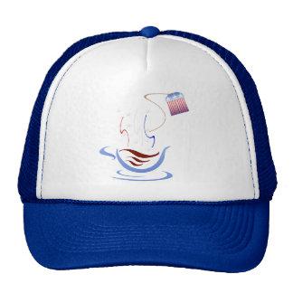 An American Tea Cup Hat