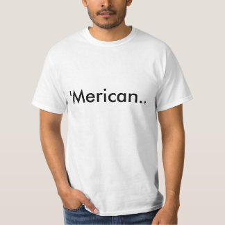 An American Tee