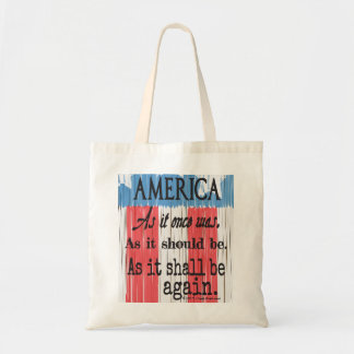 """""""An American Toast"""" Tote"""