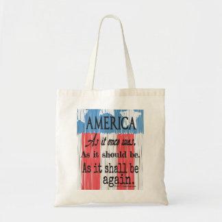 """An American Toast"" Tote Bag"