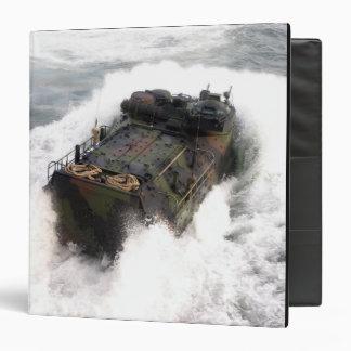 An amphibious assault vehicle 2 3 ring binder