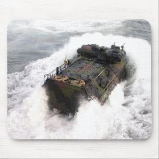 An amphibious assault vehicle 2 mouse pad