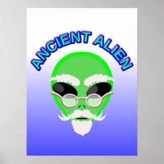 An Ancient Alien Poster
