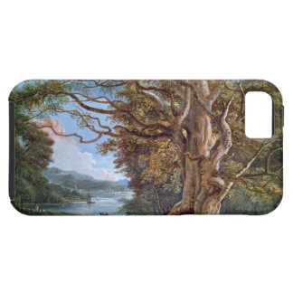 An Ancient Beech Tree 1794 oil on canvas iPhone 5 Covers
