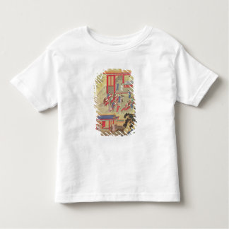 An Ancient Chinese Public Examination Toddler T-shirt