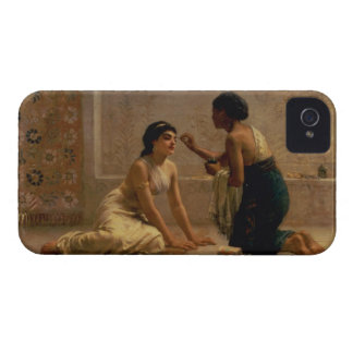 An Ancient Custom iPhone 4 Cases