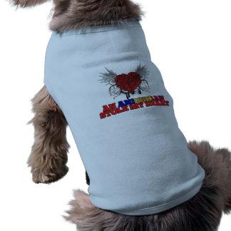 An Andorran Stole my Heart Doggie T-shirt