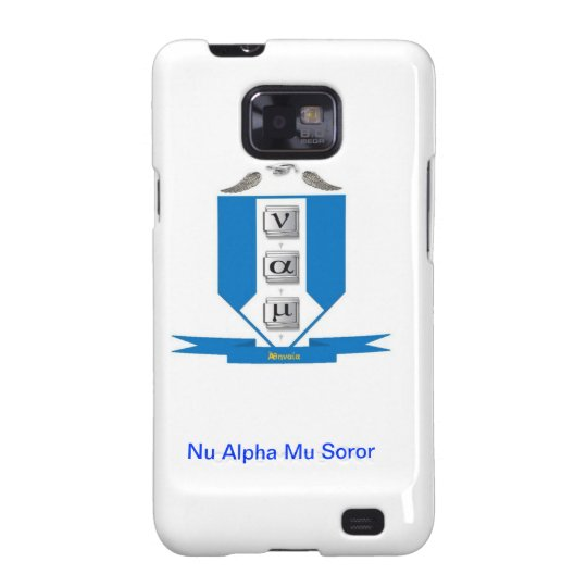 An Android Soror Samsung Galaxy SII Case