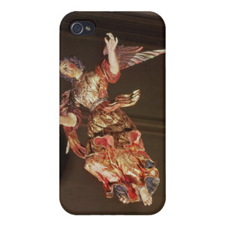 An angel above the altarpiece iPhone 4/4S case