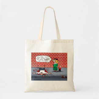 An Angel Doesn't Get His Wings Xmas Tote Bag
