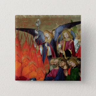 An Angel, from the 'Coronation of the Virgin' Button