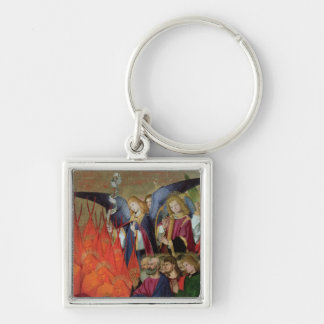 An Angel, from the 'Coronation of the Virgin' Keychain