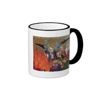 An Angel, from the 'Coronation of the Virgin' Ringer Coffee Mug
