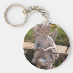 An Angel Keychain for Your Sweetheart