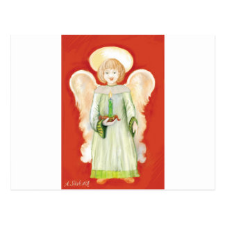 An Angel Postcard