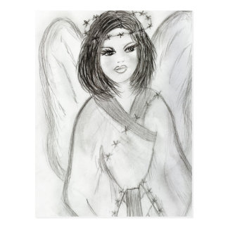 An Angel Postcard