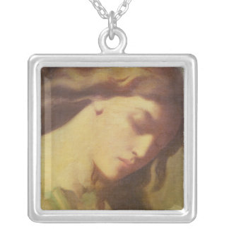 An Angel, study for the Mount of Olives, 1840 Custom Necklace
