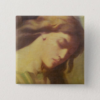 An Angel, study for the Mount of Olives, 1840 Pinback Button