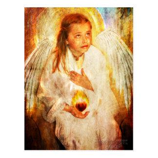 An Angels Heart Postcard