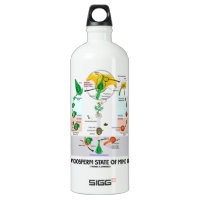 An Angiosperm State Of Mind Inside (Flower) SIGG Traveler 1.0L Water Bottle