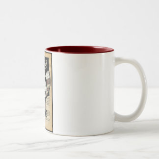 An Angry Silence… The Biscuit Barrel Coffee Mugs
