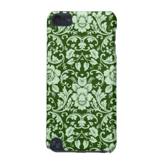 An antique floral damask iPod touch 5G cover