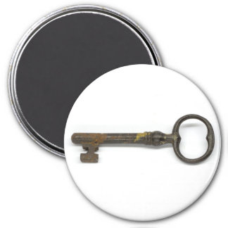 An Antique Key Magnet