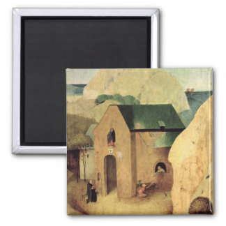 An Antonian Priory 2 Inch Square Magnet