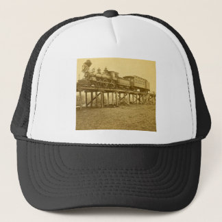 An Appalling Accident at Farmington River Trucker Hat