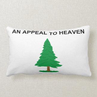 An Appeal To Heaven - 1775 G Washington Naval Flag Pillow