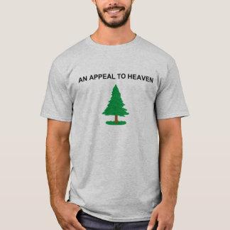An Appeal To Heaven - 1775 G Washington Naval Flag T-Shirt