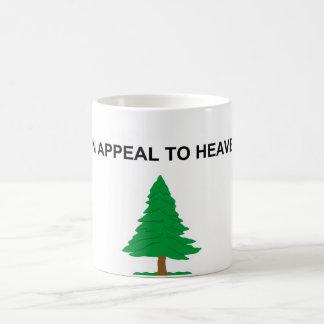 An Appeal To Heaven American Revolution Flag Coffee Mug