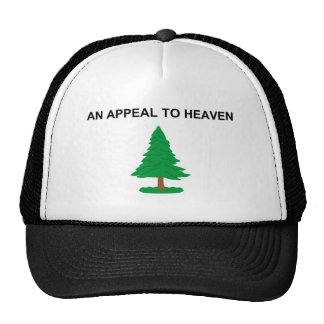 An Appeal To Heaven American Revolution Flag Trucker Hat