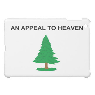 An Appeal To Heaven American Revolution Flag iPad Mini Covers