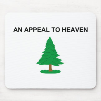 An Appeal To Heaven American Revolution Flag Mouse Pad