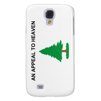 An Appeal To Heaven American Revolution Flag Samsung Galaxy S4 Cover
